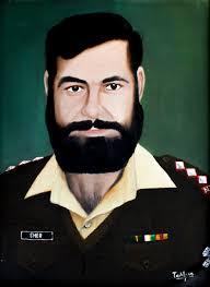 Captain Karnal Sher Khan Shaheed
