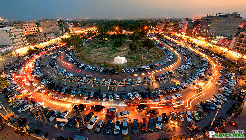 Lahore Parking Center