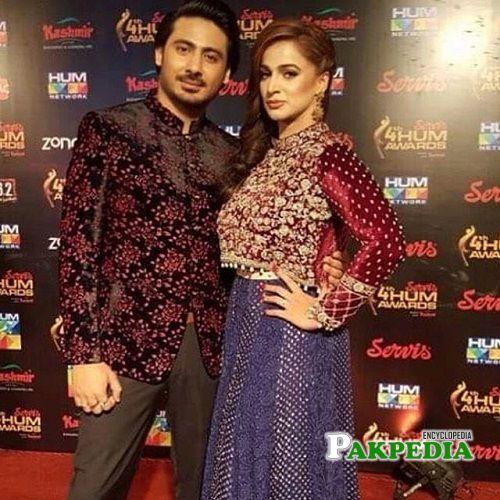 Noor Bukhari Husband