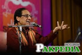 Ghulam Ali live Performance