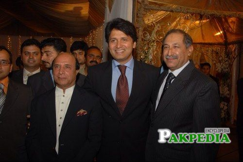 With Other Leaders