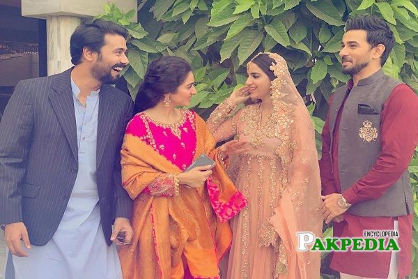Ali Ansari Dramas