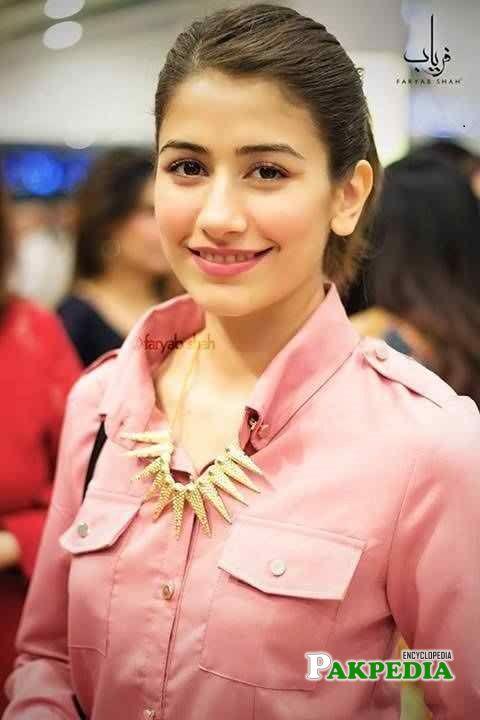 Syra Shehroz Biography