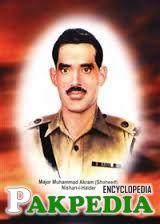 Muhammad Akram Militry Image