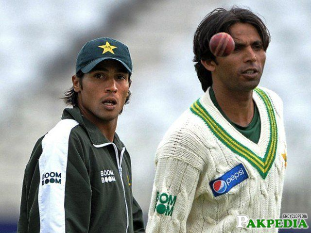 Mohammad Asif and Amir