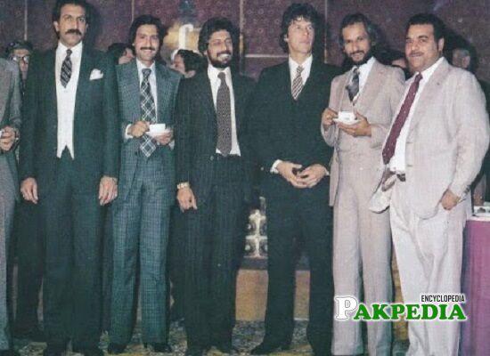 Asif Masood matches