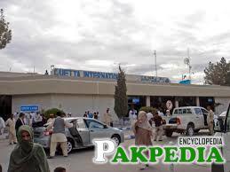 Quetta International Airport at Rush