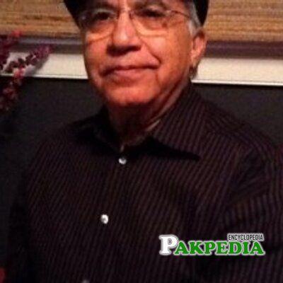 Dr Sikandar Ali Mandhro