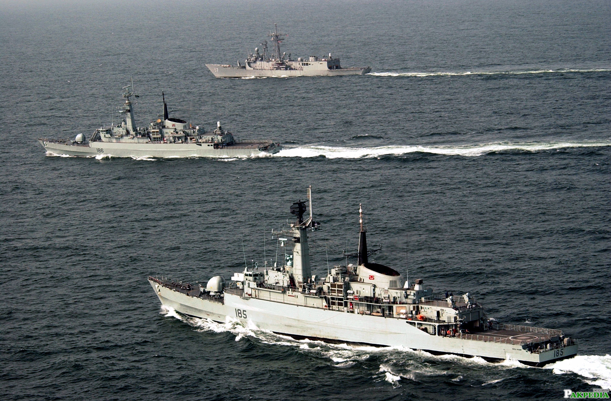 Pakistan Navy Ships