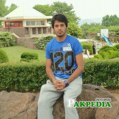 Pakistani Cricketer