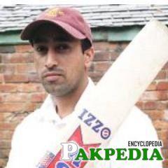Saeed Bin Nasir Right Hand Batsman