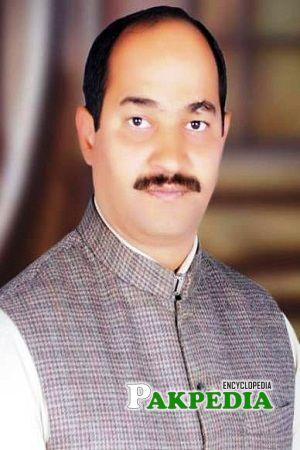 Iftikhar Hussain Chachar Biography
