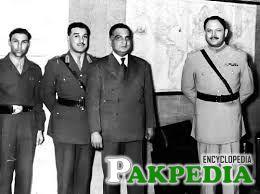 Iskander Ali Mirza old image
