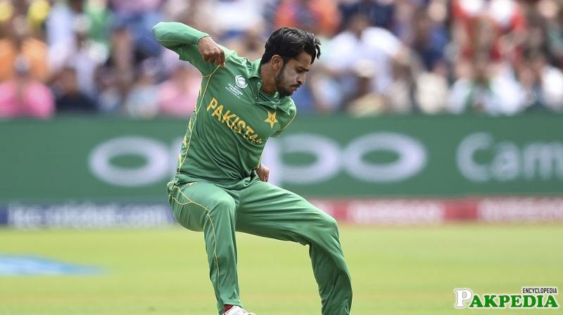 Hasan Ali Profile