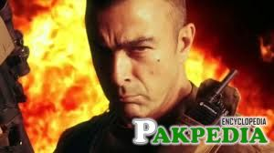 Shaan Shahid action movie image