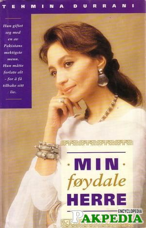 Tehmina as A great Author