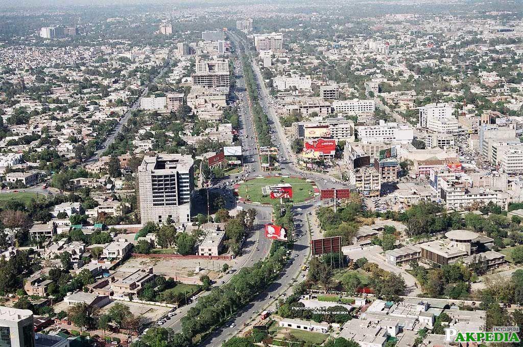 Lahore City View
