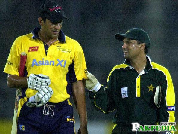 Moin Khan and Waseem