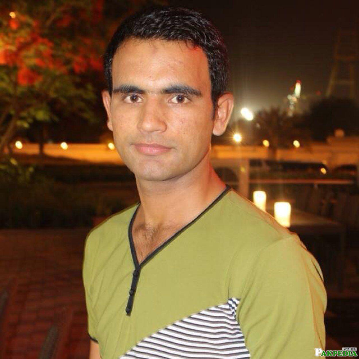 Fakhar Zaman Profile