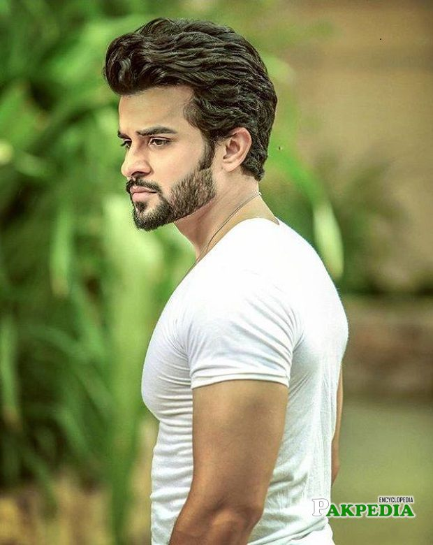 Fahad Sheikh, a singer, actor and a model