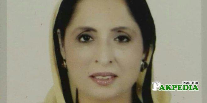 Tahira Safdar