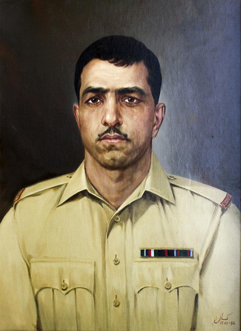 Lance Naik Muhammad Mahfuz Shaheed