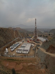 Dakhni Natural Gas Field