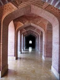 shah jahan mosque