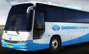 Daewoo Express Bus Service Pakistan
