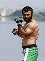 Bashir Ahmad (Mixed Martial Artist)