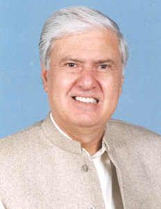 Aftab Ahmad Khan Sherpao