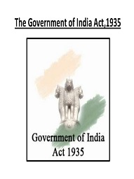 The Government Of India Act