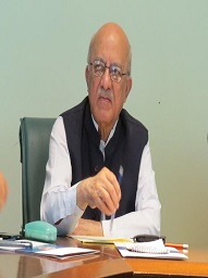 Justice (R) Nasir Aslam Zahid