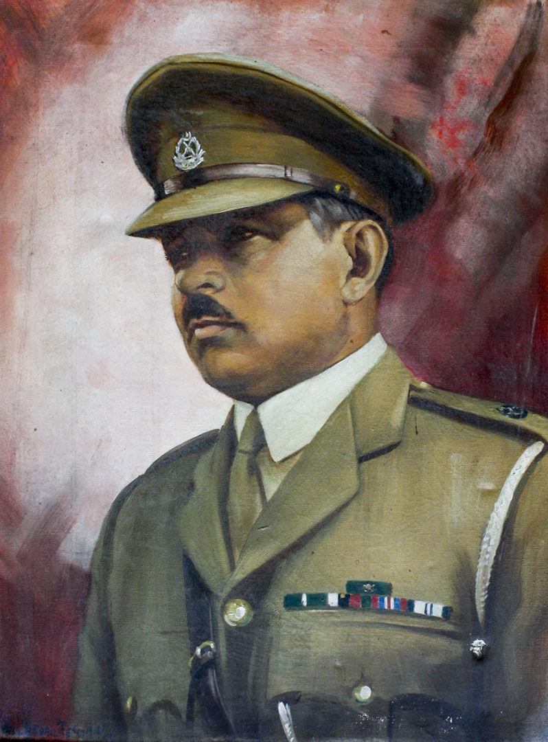 Major Tufail Mohammad Shaheed