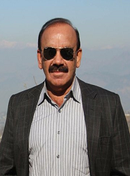 Shabbir Ahmed (MQM)