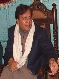 Makhdoom Muhammad Javed Hashmi