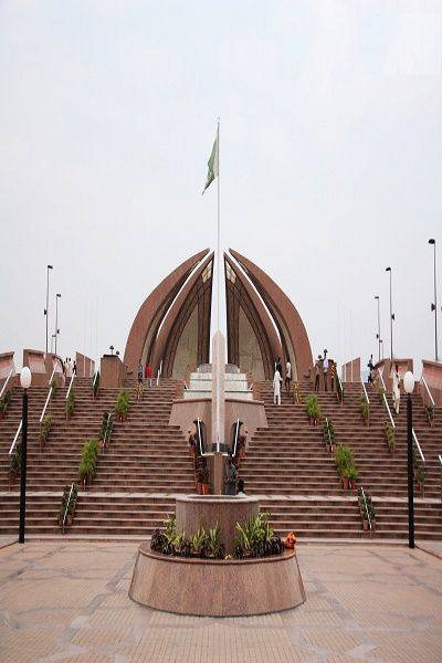 Monument of Pakistan