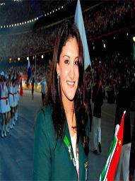 Kiran Khan (Swimmer)