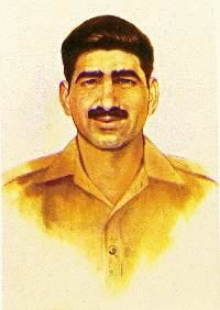 Muhammad Hussain Janjua Shaheed