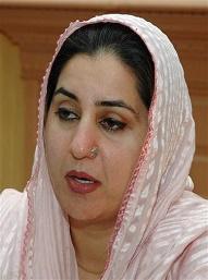 Zil-e-Huma Usman