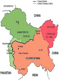 Kashmir and other Princely states