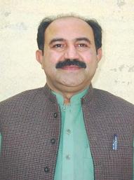 Muhammad Afzal Khan Dhandla