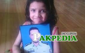 Daughter of SP Tahir