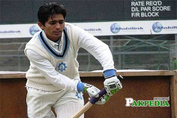 Adnan Akmal Biography