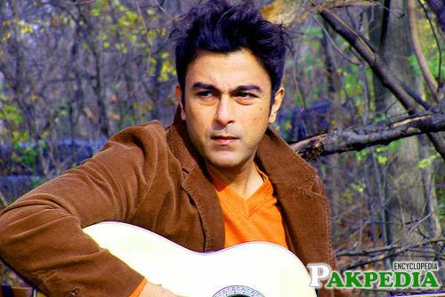Shaan Shahid old image