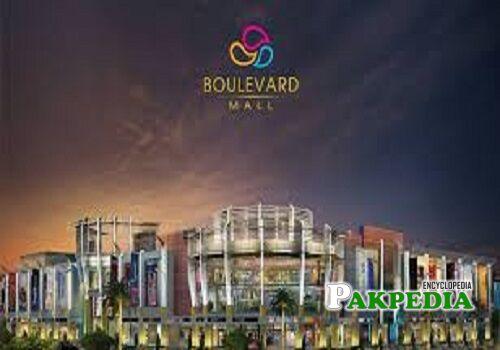 boulevard mall faisalabad