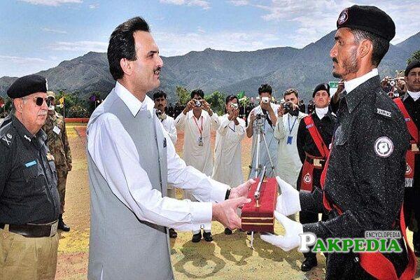 Ameer Haider Khan Hoti contact number