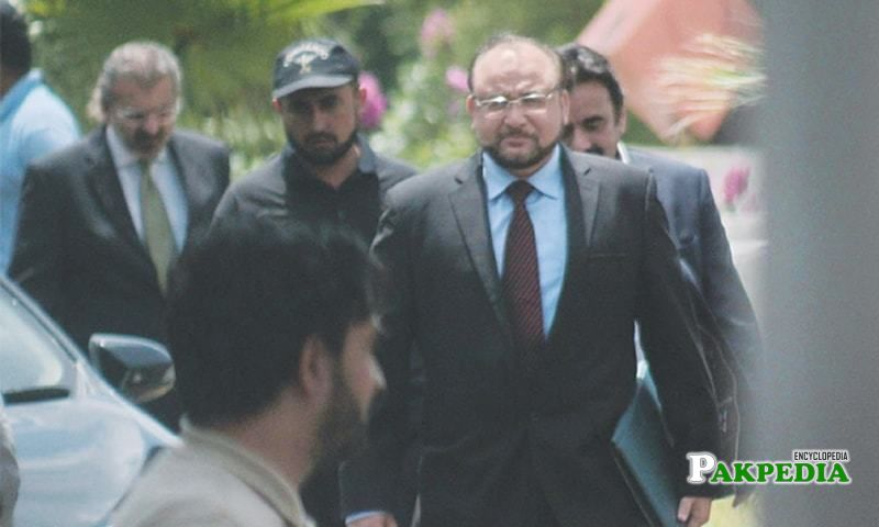 MEMBERS of the Joint Investigation Team, led by the Federal Investigation Agency's Additional Director General