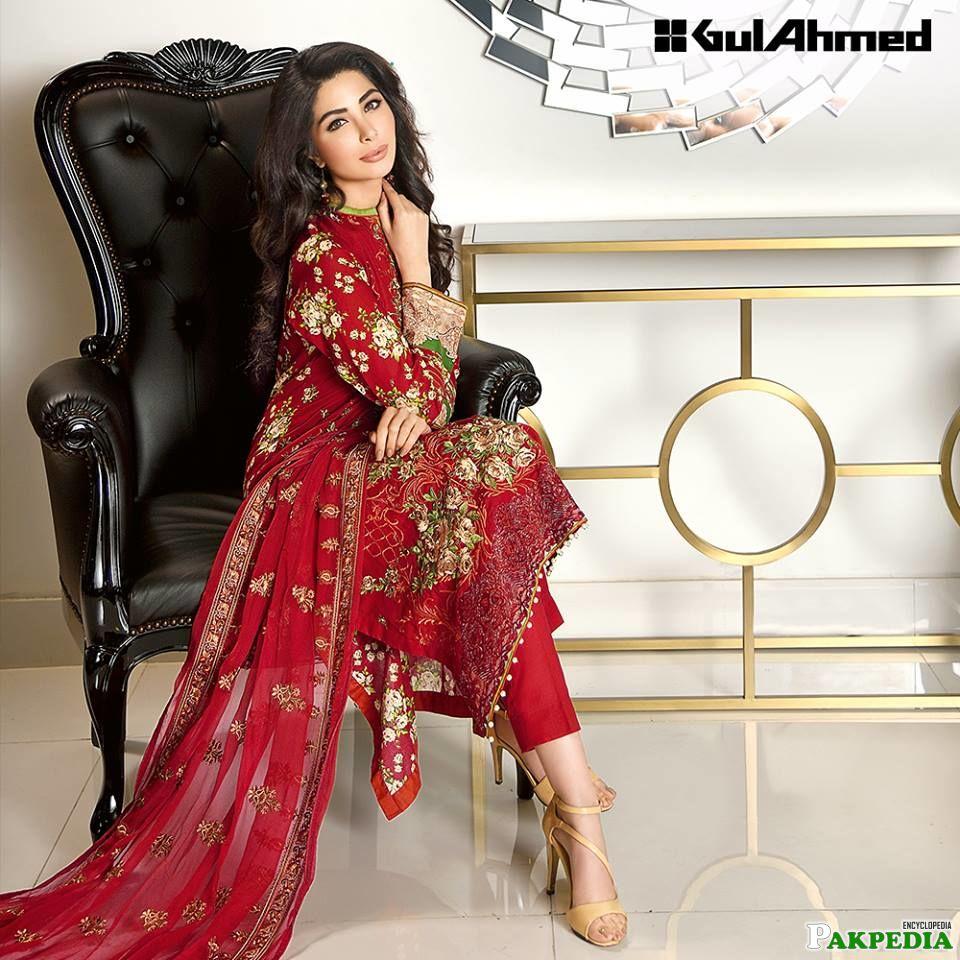 Gul Ahmed garment