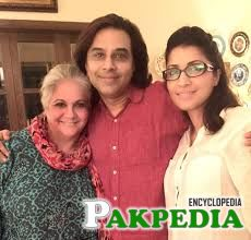 Shehnaz Sheikh's family photo